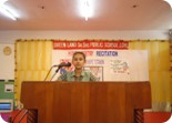 Hindi Poetry Recitation Competition on Mother's Day