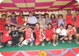 Winners of Inter School Kabaddi Tournament