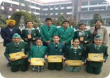 Winners of Punjab Kesari Chess Carnival 2011
