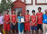 7.Winners of Punjab Schools District U-19 BasketBall Championship