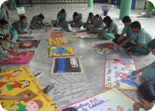 Inter House  Diwali Poster Making Competition