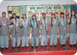Inter House Group Song Competition
