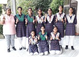 Karate-kas bagged  05 Gold , 01  Silver and 3 Bronze Medal  in Punjab Schools District Karate  Championship-2019