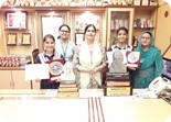 OVERALL TROPHY IN INTER SCHOOL DECLAMATION CONTEST ORGANISED BY NEHRU SIDHANT KENDRA