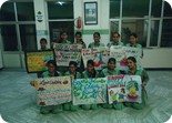 Poster Making Competition on Ban Crackers