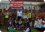 TREE  PLANTATION AND AFFORESTATION RALLY