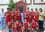 Winners of Darpan Memorial Basket Ball Tournament