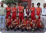 Winners of LSSC Volley Ball Championship