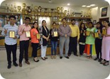 Winners of Ludhiana Sahodaya Schools Complex One Act Play
