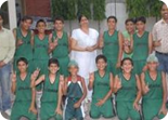 Winners of Punjab Schools Zonal Basket Ball Tournament U-14 Boys